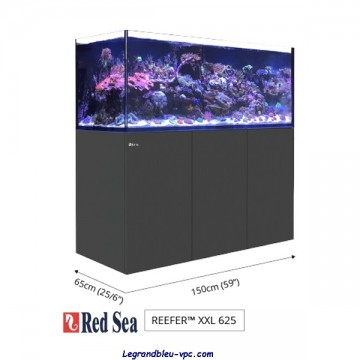 RED SEA REEFER XXL 625 NOIR
